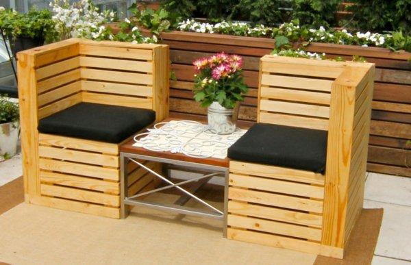 sillas integradas diseñomoderni