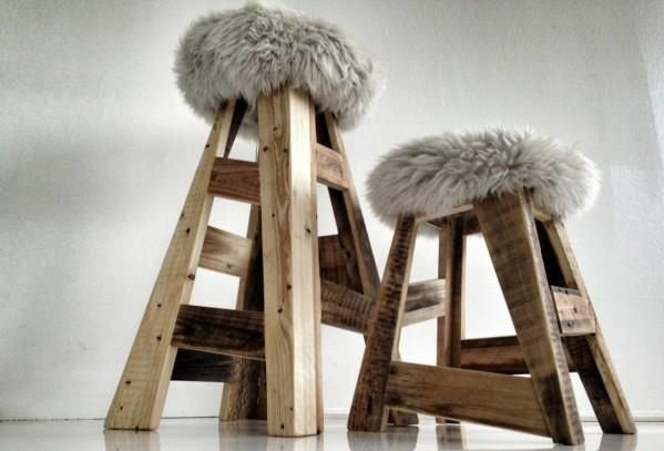 originales escaleras diseñopalet
