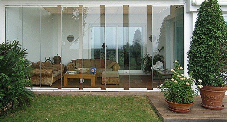 paneles vidrio terraza cerrada