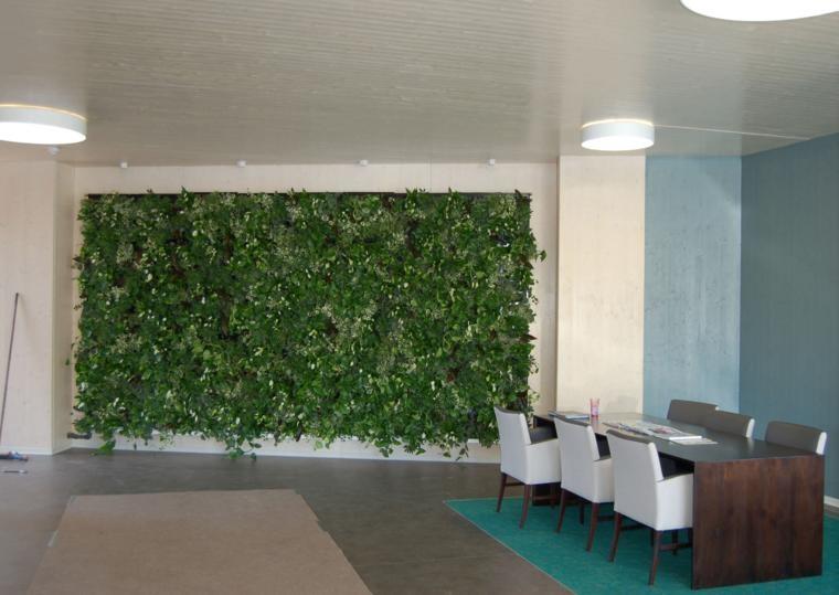 Jardin Vertical Baño:Baños bonitos con lavabos de diseño 36 ideas