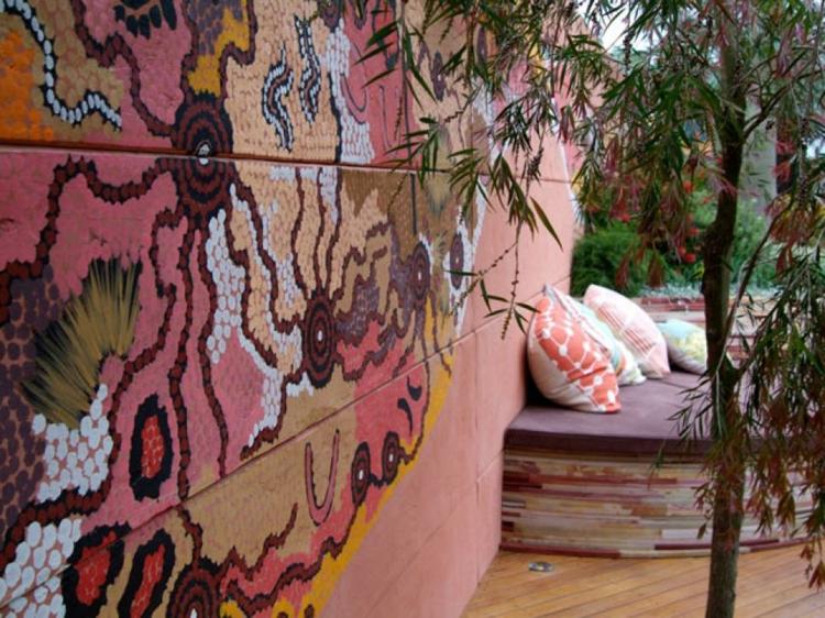 paredes fuentes soluciones cojines pinturas