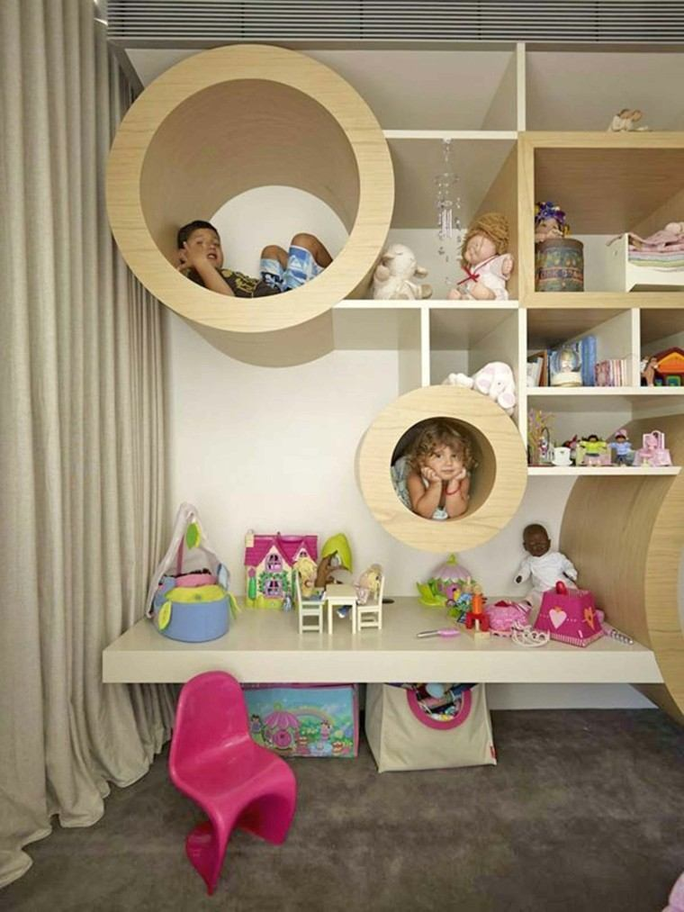 parque infantil dentro de casa