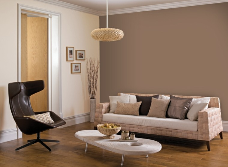 small living room color scheme ideas pinturas casas y decoraci 243 n d 225 ndole vida a nuestro hogar 25973