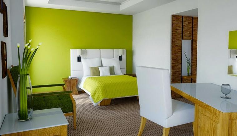 pinturas casas frescas ideas soluciones verde