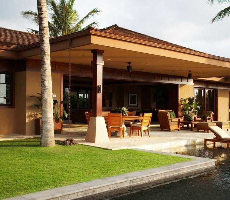 original diseño porche terraza