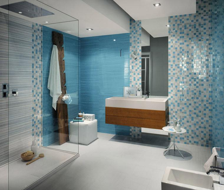 Gresite ba os revestimientos que crean ambientes for Cuartos de bano bonitos