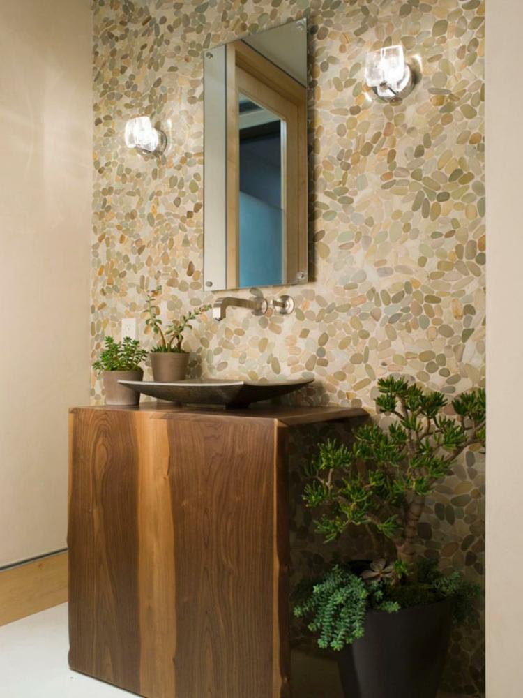 rocas maderas detalles casas muebles