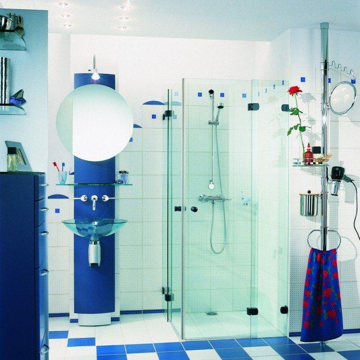 acentos azules detalles decoracion ideales