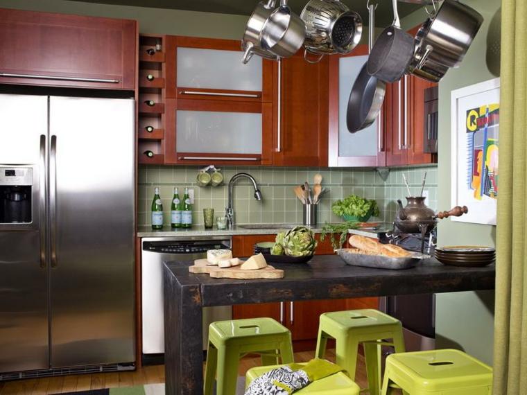 rustica detalles cocinas salones encimeras