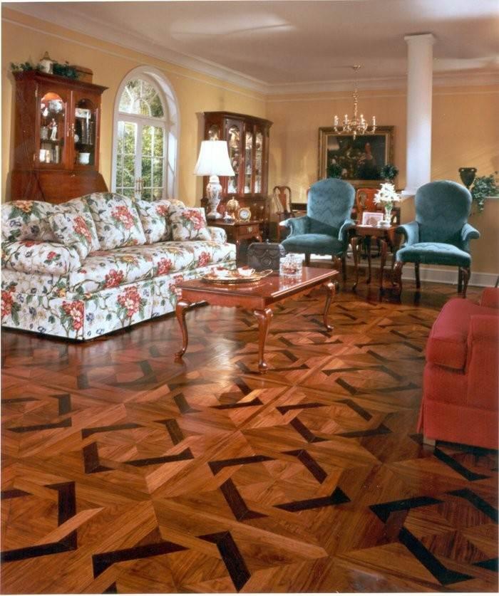 salon estilo clasico baldoas madera