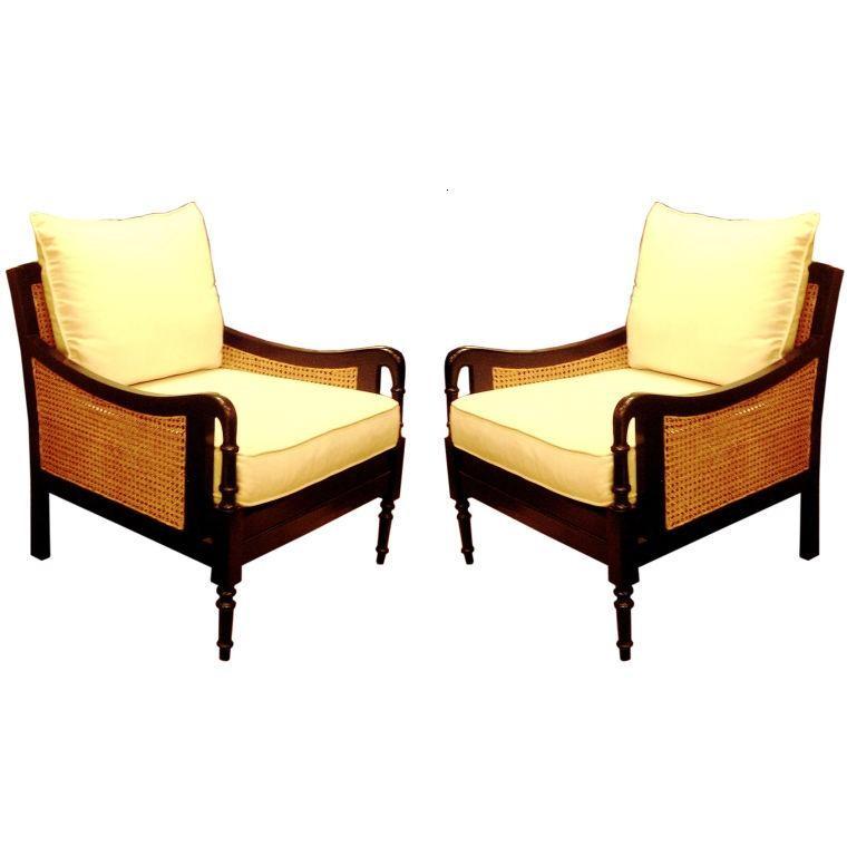 Muebles estilo colonial interiores elegantes con madera - Sofas estilo colonial ...