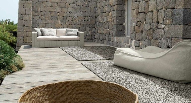 sofa exterior color beige claro moderno ideas
