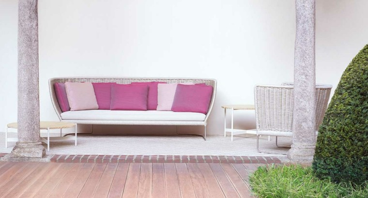 sofa sillon mesa color beige diseno ideas
