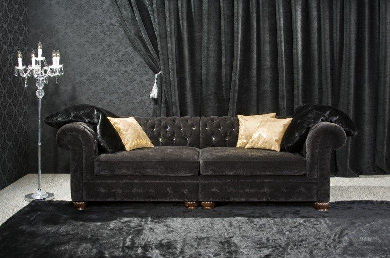 sofa Chester terciopelo modelo chester