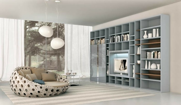 soluciones grises espacios diseño sillones