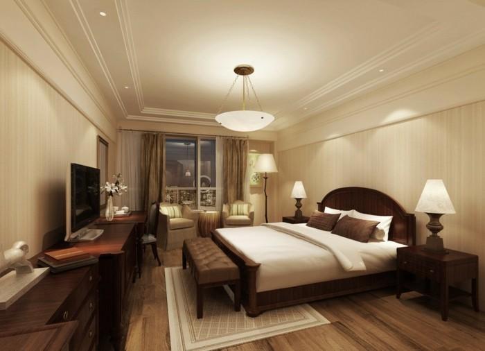 suelo habitación laminado moderno