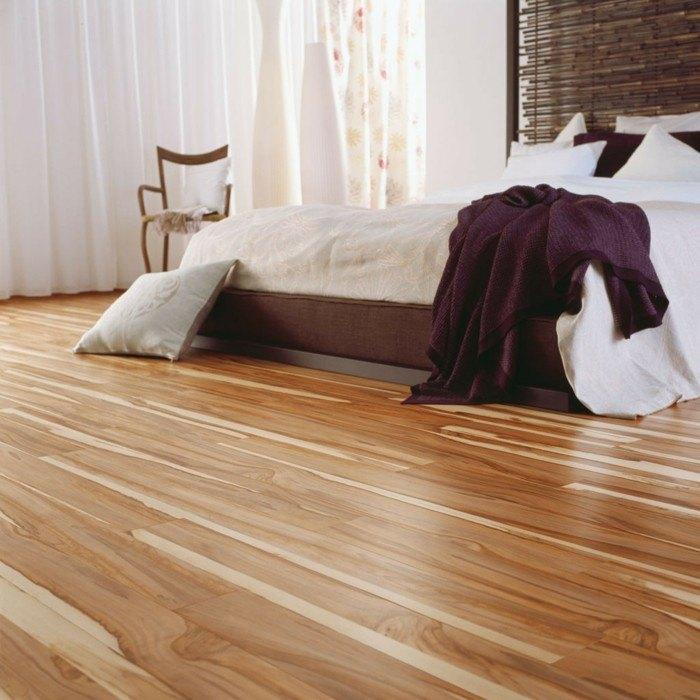 suelo habitacion madera laminada vetas