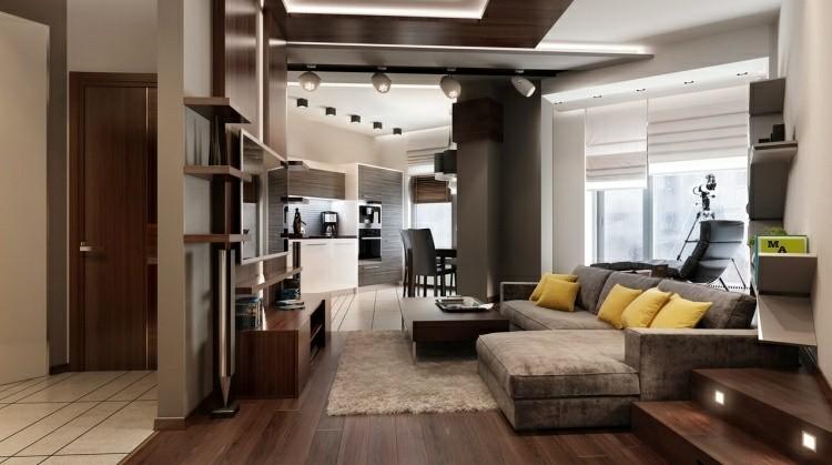 suelos madera casas lineas marmoles paredes