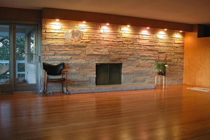 suelos madera bonito diseño brillo
