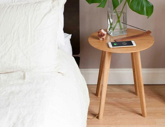 tecnologia mobiliario natural estilos mesas