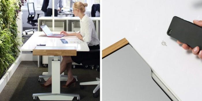 tecnologia mobiliario oficina ideas escritorio