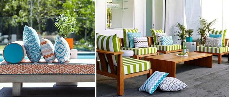 telas para terrazas motivos modernos
