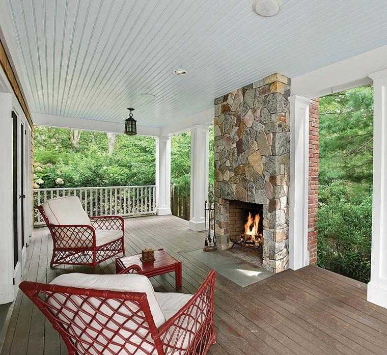 Terrazas cubiertas decoracion y dise o 48 ideas for Terrazas interiores