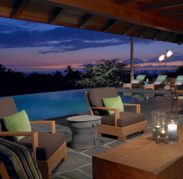 diseño terraza Dara Rosenfeld