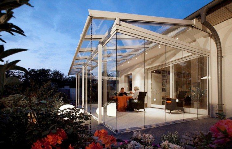 terrazas acristaladas deco diseño moderno