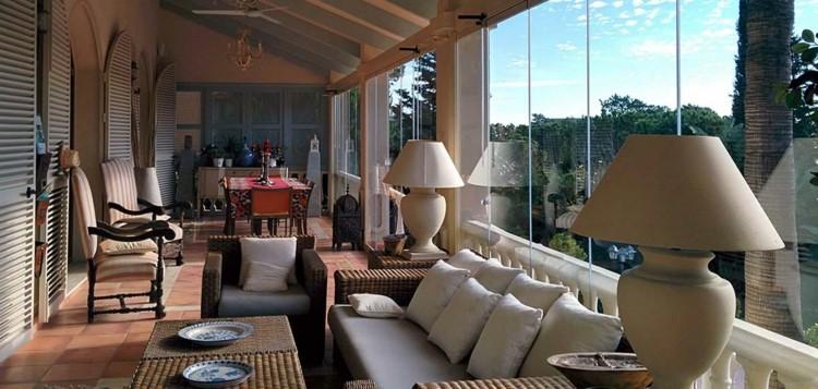 terrazas cerradas ventanas paneles