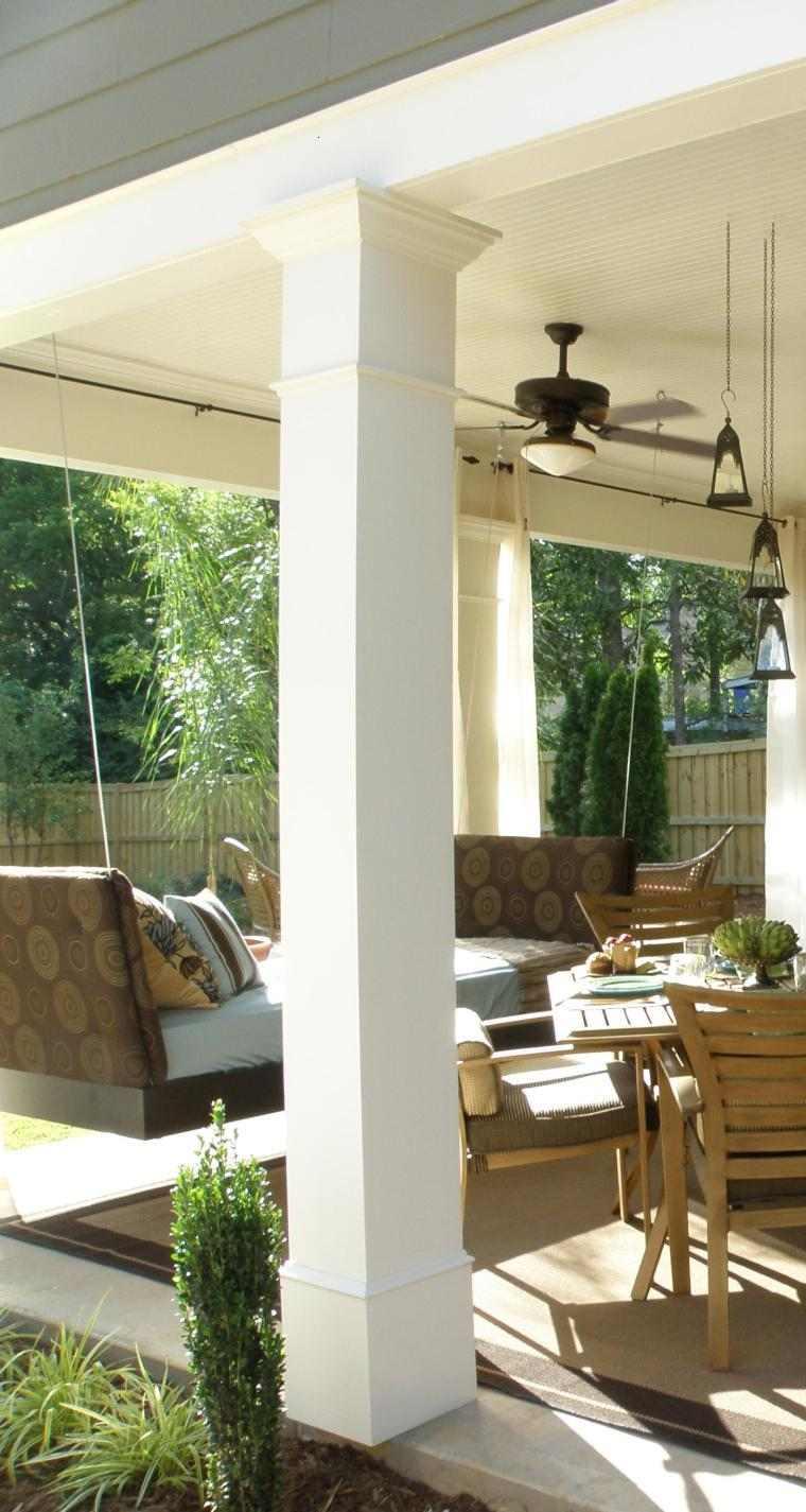 Decoracion terrazas cubiertas for Terrazas interiores
