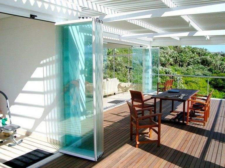 Decorar terrazas las treinta y ocho ideas m s modernas for Decoracion terrazas modernas