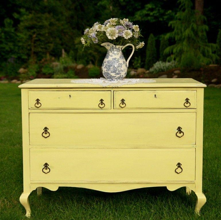 Pintar muebles estilo vintage resultado de imagen de como - Muebles estilo vintage ...