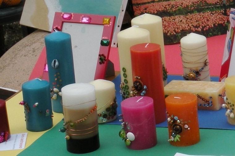 Velas aromaticas que puedes hacer en casa e ideas diy - Como hacer velas en casa ...