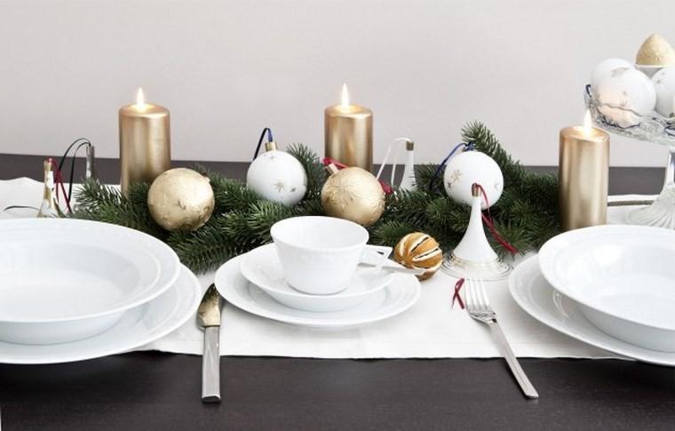 vela aromatica decoracion casa luz navidena ideas