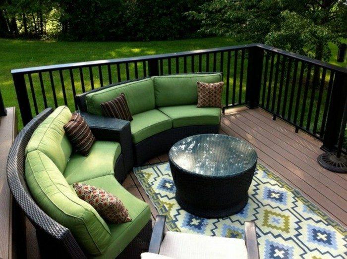 verde elegante cojines floral alfombras
