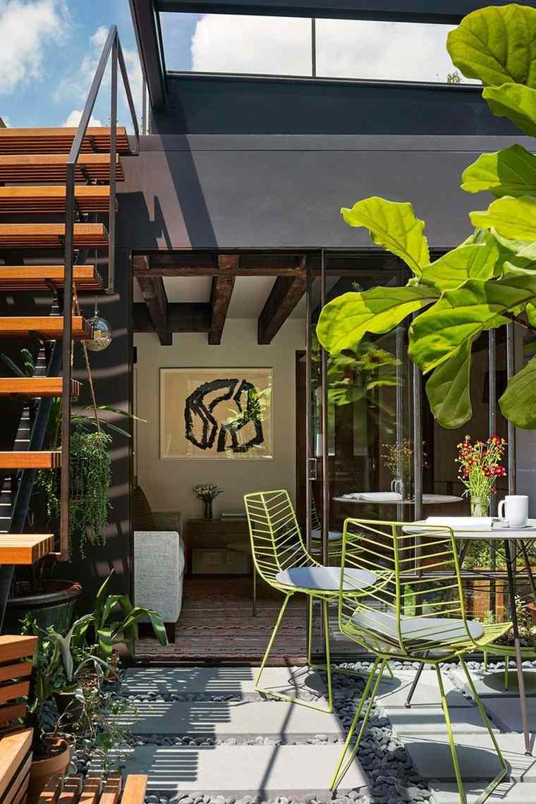 Andrew Franz Architect diseno loft espacio aire libre ideas