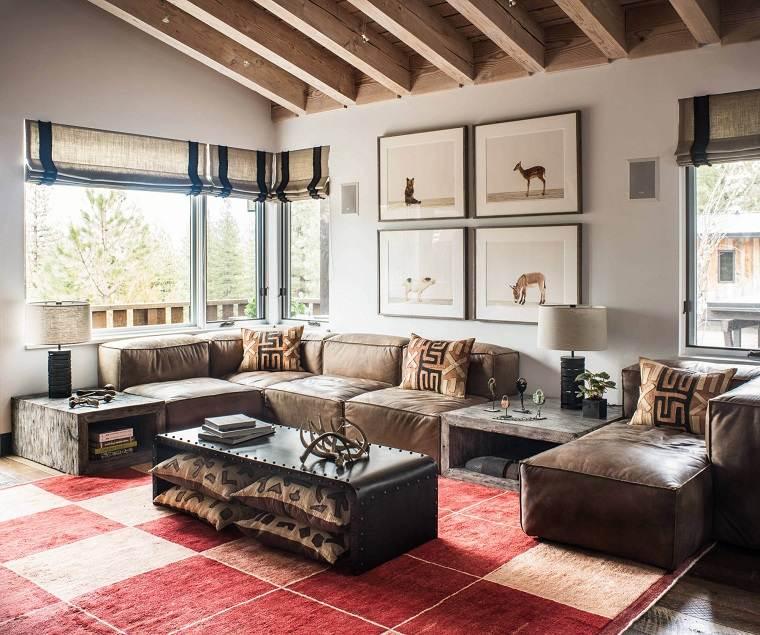Antonio Martins Interior Design salon moderno ideas