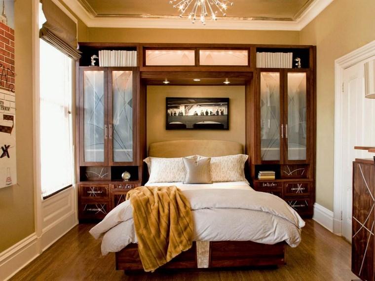 Tipos madera perfectos para muebles 66 armarios modernos - Diseno de muebles de madera ...