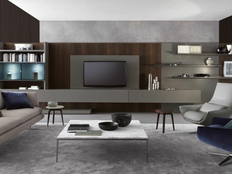 Mauro Lipparini salon moderno amplio ideas