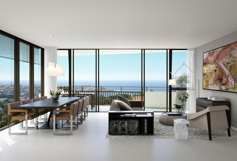 Smart Design Studio salon comedor ideas
