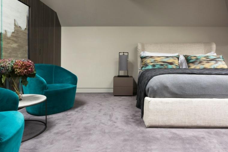 Staffan Tollgard Design Group dormitorio moderno sillones ideas