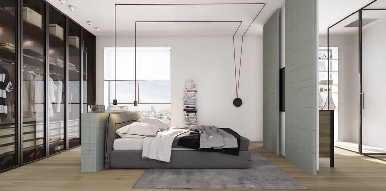 Tal Goldsmith Fish Design Studio dormitorio lamparas ideas