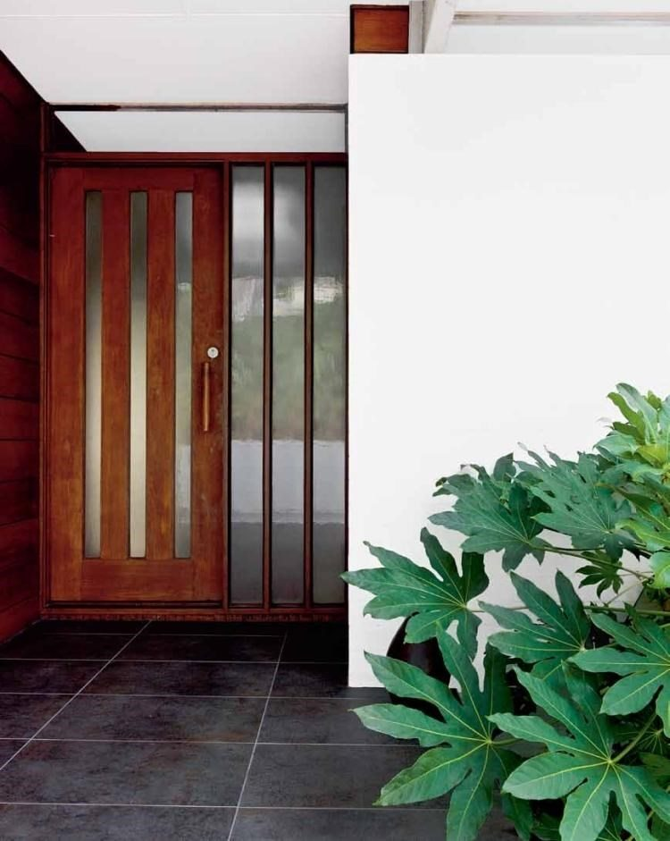 acero opciones jardin puerta entrada ideas