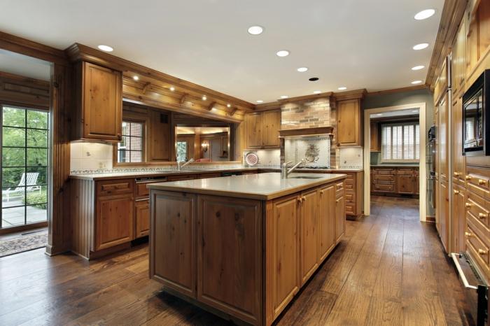 cocinas mobiliario ideas diseños colores salones luces