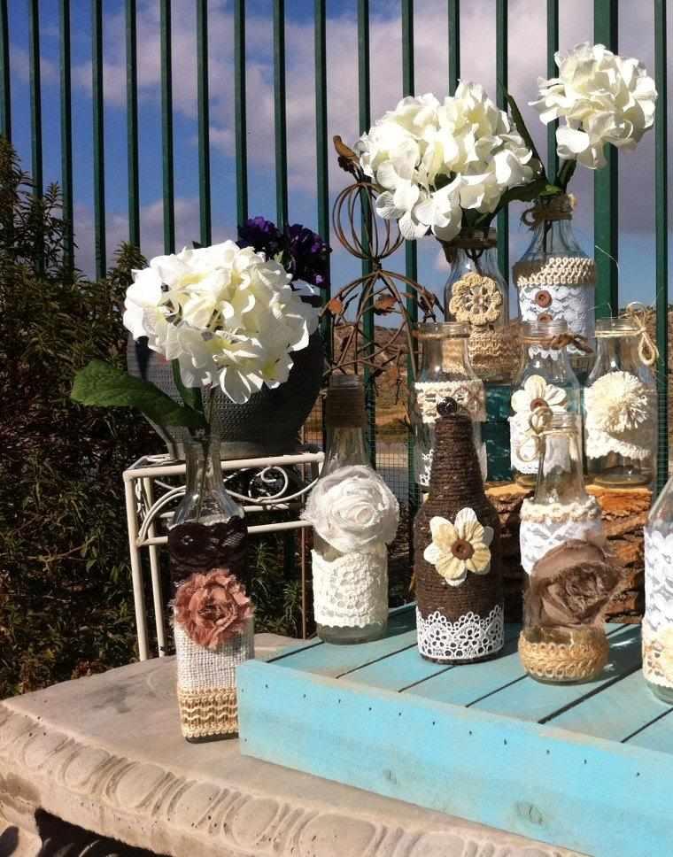 Decoracion boda vintage ambientes rom nticos con clase for Decoracion boda exterior