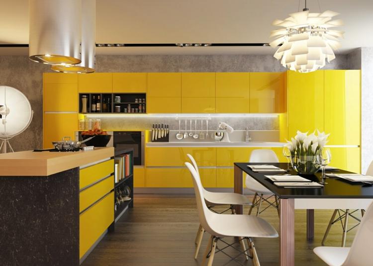 amarillo articulos cocinas diseños variados sillones