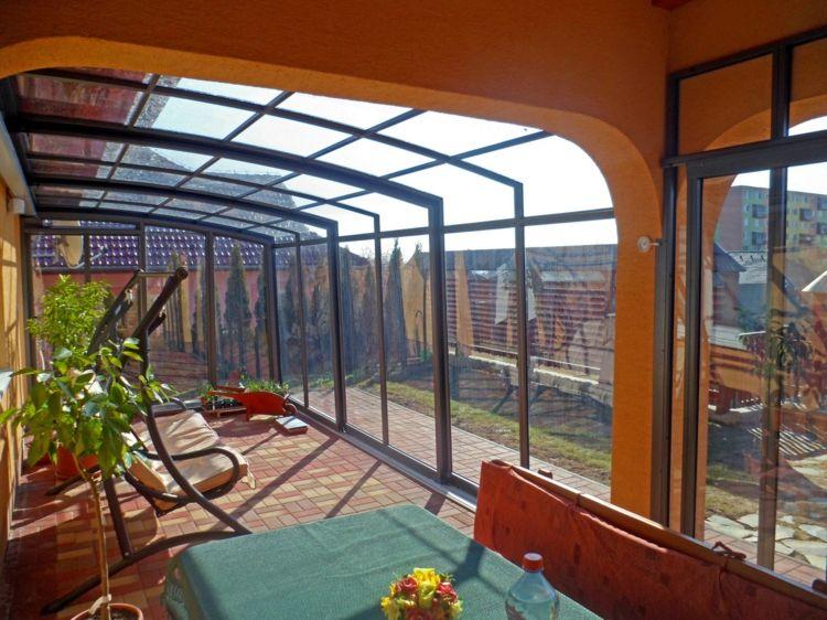 cerramientos terrazas diseños muebles soleados sillas