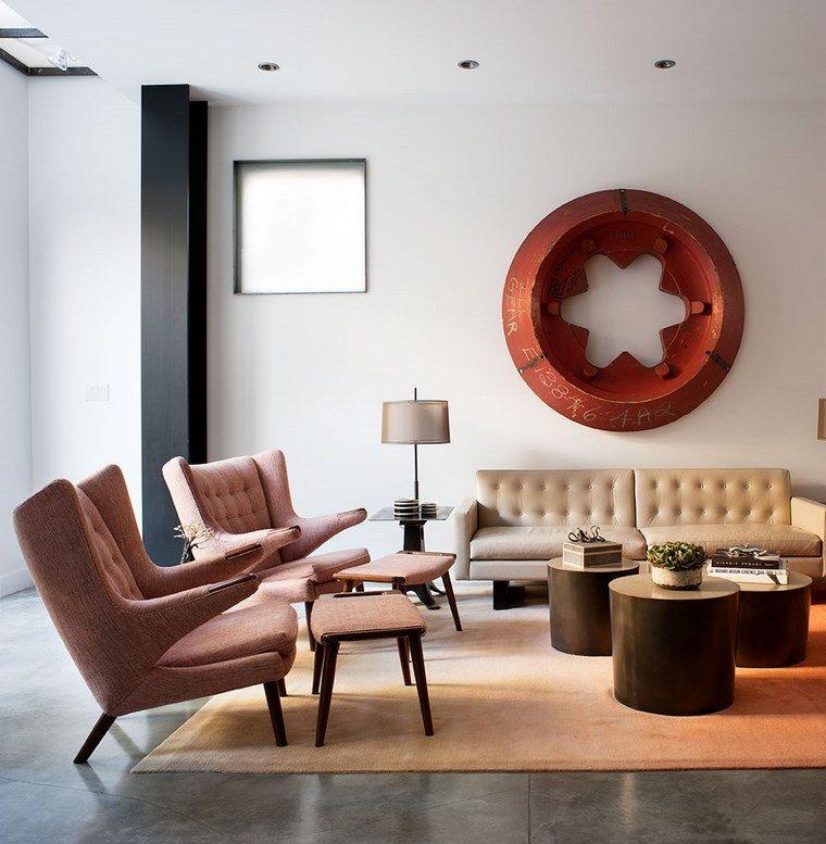 antonio martins decoracion pared mesas madera ideas