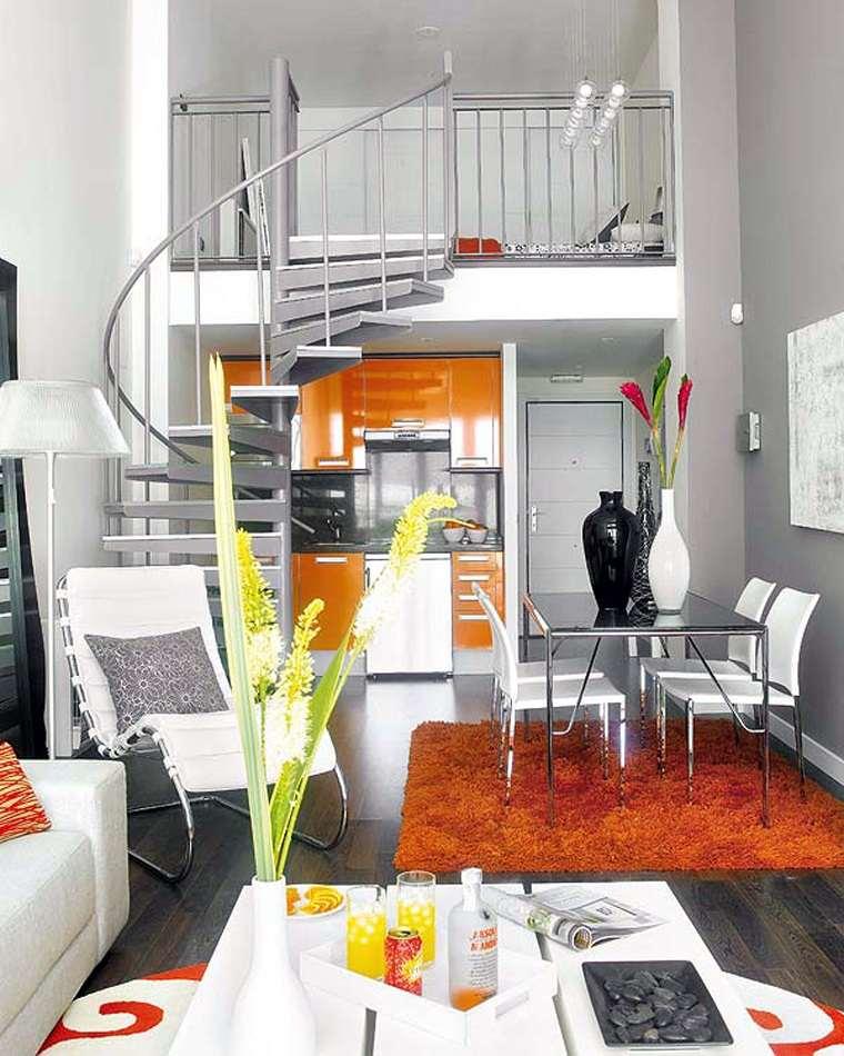 apartamento tipo loft pequeño